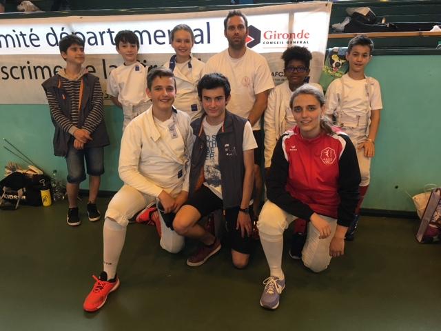 Championnat de Gironde 2018